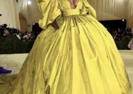 Who was the best dressed female at the Met Gala?